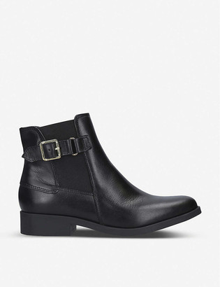 Carvela Comfort Rich leather ankle boots