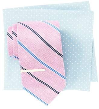 Nordstrom Rack Seaquest Stripe Tie 3-Piece Set