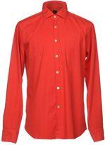 Peuterey Shirts - Item 38591102