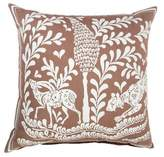 John Robshaw Printed Throw Pillow