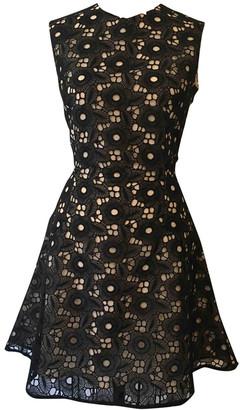 Victoria Beckham Black Lace Dresses