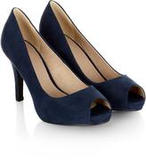 Monsoon Giselle Peeptoe Court Shoe