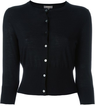 Black Cropped Cashmere Sweater | Shop the world's largest