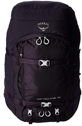 Osprey 70 L Fairview Trek (Amulet Purple) Backpack Bags