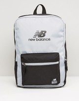 New Balance Booker Backpack In Grey