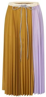 MONCLER GENIUS Moncler 1952 - Pleated skirt