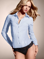 Victoria's Secret Essential Poplin Bodysuit