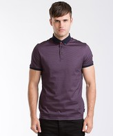 Ted Baker Lafreek Jaquard Polo Shirt