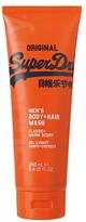 Superdry Original Hair + Body Wash 250ml