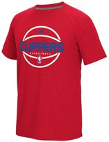 adidas Men's Los Angeles Clippers Pre-Game Ball Tee