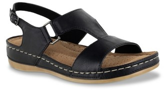 Easy Street Shoes Sami Wedge Sandal