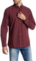 Joe Fresh Plaid Standard Fit Button-Down Shirt