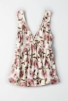 American Eagle Outfitters AE Floral Flowy Tank