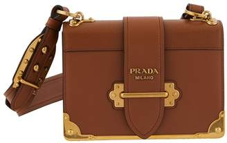 Prada Cahier Medium shoulder bag