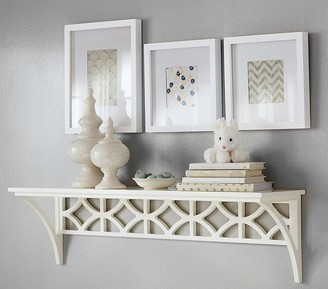 Pottery Barn Kids Decorator Single Shelf