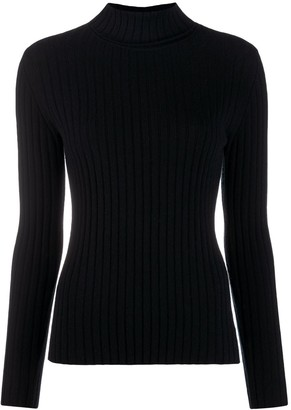 N.Peal Roll Neck Cashmere Sweater