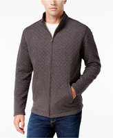 Weatherproof Men's Big and Tall Zip-Up Quilted Jacket, Classic Fit
