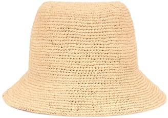Gucci Raffia bucket hat