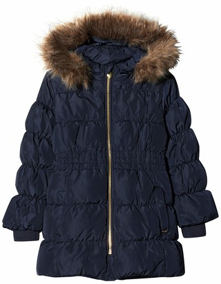 Name It Girl's Nmfmolly Down Jacket Camp