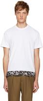 Marni White Cloud T-shirt