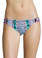 Nanette Lepore Printed Hipster Bikini Bottom