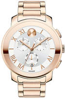 Movado Bold Bold Rose Gold Luxe Watch