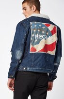Civil Regime Rebellion Denim Jacket