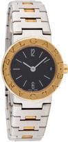 Bvlgari Two-Tone Quartz Watch