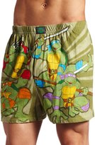 Briefly Stated Teenage Mutant Ninja Turtles Fabulous Foursome Boxer Shorts for men