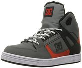 DC Rebound Wnt High Top Sneaker (Little Kid/Big Kid)