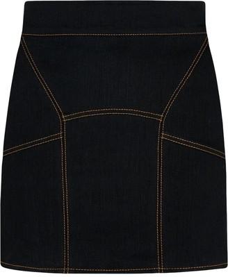 Fenty by Rihanna Denim mini skirt