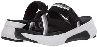 Mark Nason Modern Jogger 2.0 (Black) Women's Sandals
