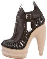 Proenza Schouler Caged Platform Sandals