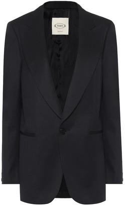 Tod's Gabardine blazer