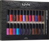 NYX Liquid Suede Cream Lipstick Vault