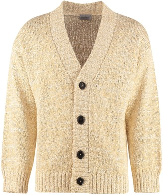 Salvatore Ferragamo Cardigan With Buttons