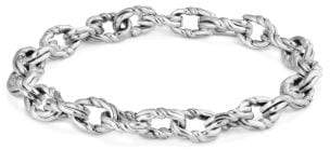 David Yurman Continuance Small Twisted Cable Chain Bracelet