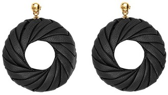Bottega Veneta Leather earrings