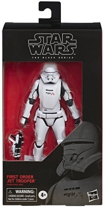 Star Wars The Black Series First Order Jet Trooper Toy Action Figure
