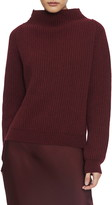 Anine Bing Emelie Funnel Neck Cashmere Sweater