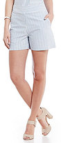 Daniel Cremieux Sasha High-Waisted Stripe Short