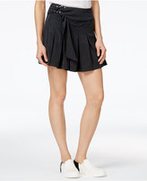 Free People Lost In Light Pleated Mini Skirt