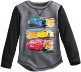 Disney Cars 3 Thermal Tee for Boys