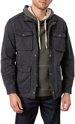 Rails Men's Porter Four-Pocket Utility Jacket