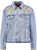 Levi's EXBOYFRIEND Denim jacket indigo memory