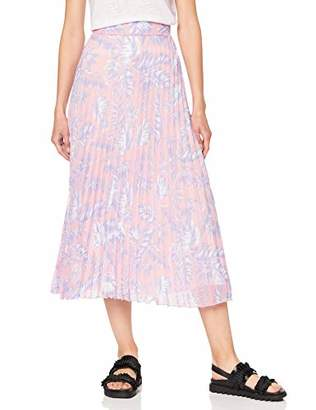 New Look Women's Trinny Tropical Skirt,(Manufacturer Size:)