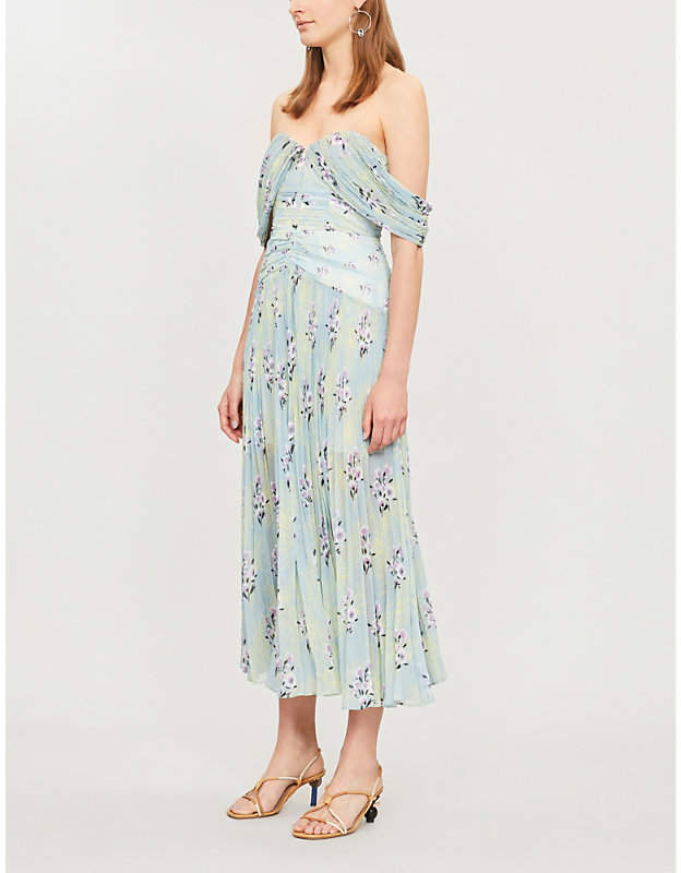 9191f317ab41 Self-Portrait Green Dresses - ShopStyle