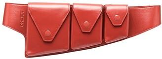 Kenzo Multi-Compartment Belt Bag