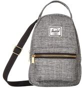 Herschel Nova Crossbody (Black) Handbags