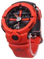 Casio Men's G Shock GA500P-4A Rubber Quartz Sport Watch